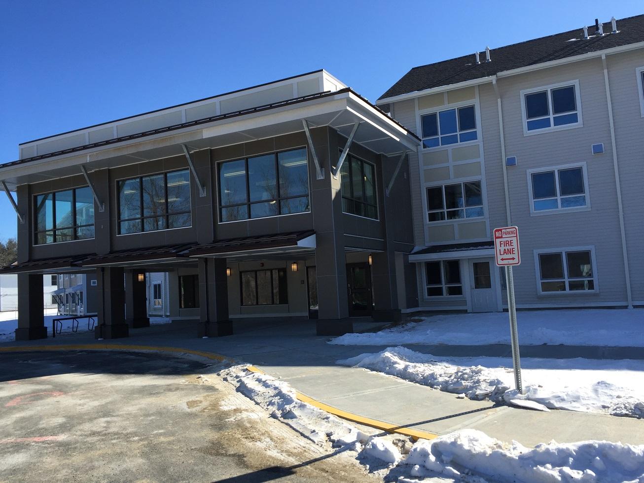 Highland Woods Senior Housing (Net Zero Capable)