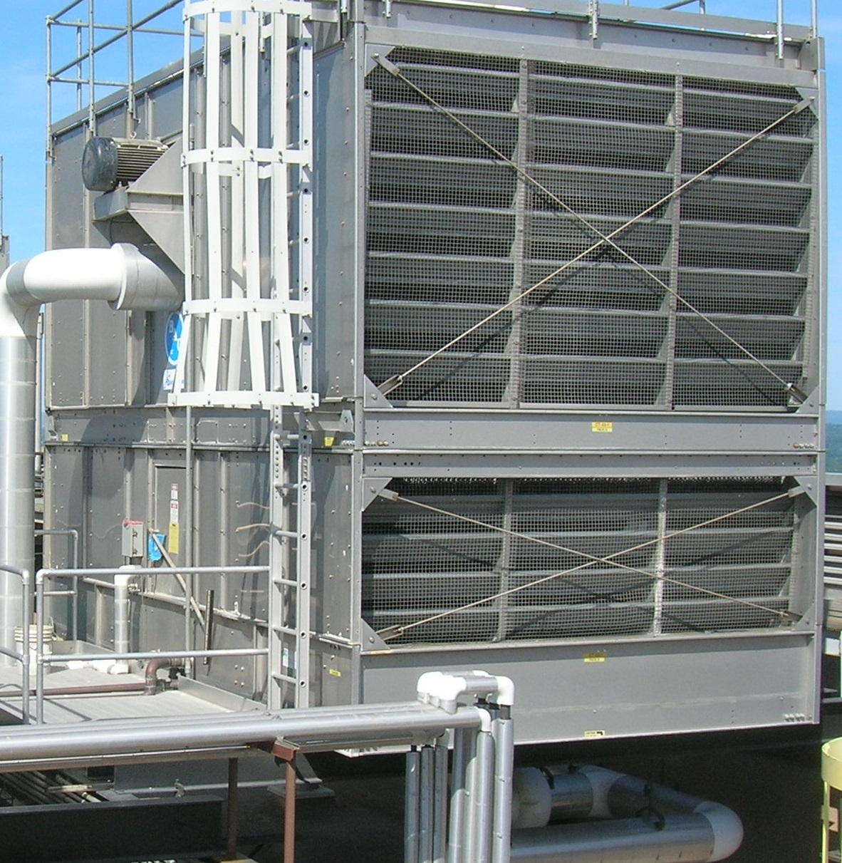 Industrial Process Cooling Upgrades